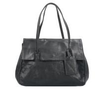 Bag Sheffield Handtasche Leder 33 cm black