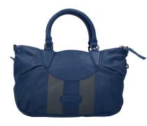 Esther Shopper Tasche Leder 40 cm indigo blue