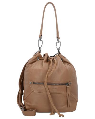 Liebeskind Damen Brooklyn Schultertasche Leder 23 cm warm beige Verkauf Mode-Stil Erhalten Authentisch Günstig Online Verkauf Exklusiv ptCfXPGplA