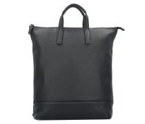 Kopenhagen X-Change 3in1 Bag S City Rucksack Leder 40 cm black