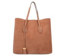 Celene Suede Shopper Tasche Leder 35 cm brule brule