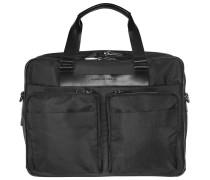 Shyrt-Nylon BriefBag LH Aktentasche 40 cm Laptopfach black