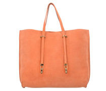 Iggy Suede Shopper Tasche Leder 39 cm