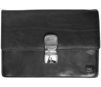 Colorado Business Herrentasche Handgelenktasche Leder 23 cm schwarz