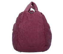 Toda Shopper Tasche Leder 31 cm ruby