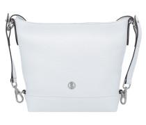 Fantasy Elif Tasche Leder 24 cm white