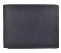 Oxford SLG 114 Geldbörse Leder 12 cm dark bown