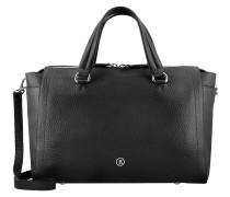 Fantasy Francine Handtasche Leder 37 cm black