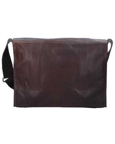 Billig Verkauf Besuch Neu Strellson Herren Coleman 2.0 Messenger Aktentasche Leder 39 cm Laptopfach dark brown Einen Günstigen Preis isjlMCEiNg