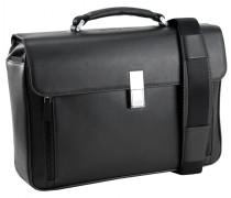 Classic Line BriefBag FS Aktentasche Leder 41 cm black