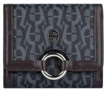 Fiorentina Damen Geldbörse Leder 10,5 cm