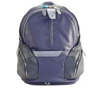 Coleos Business Rucksack 36 cm Laptopfach nachtblau