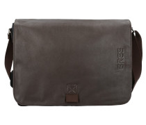 Punch Casual 49 Messenger Leder 38 cm Laptopfach