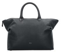 Icon Bag Shopper Tasche Leder 38 cm black