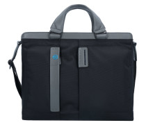 P16 Laptoptasche 37 cm Laptopfach black