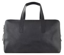 Kopenhagen Reisetasche Leder 45 cm schwarz