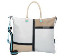 G3 Handtasche Leder 43 cm gewelli