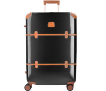 Bellagio 4-Rollen Trolley III 76 cm black/brown