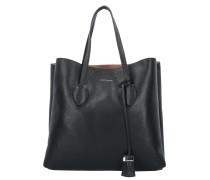 Celene Shopper Tasche Leder 35 cm noir terre