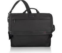 Alpha 2 Messenger Tasche 38 cm Laptopfach black