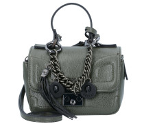 Mini Bag Handtasche 15 cm gray