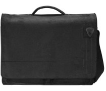 Richmond Messenger BriefBag XL Leder 41 cm Laptopfach