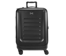Spectra 2.0 Expandable 4-Rollen Trolley 82 cm black