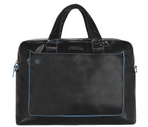 Blue Square Aktentasche III Leder 40 cm Laptopfach