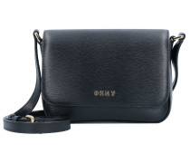 Bryant Mini Bag Umhängetasche Leder 18 cm black