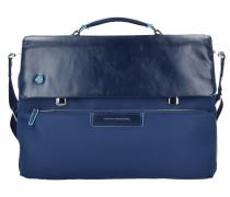 Celion Aktentasche 43 cm Laptopfach blu