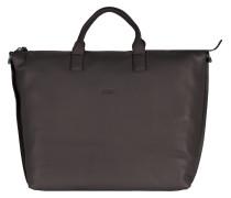 Toulouse 5 Handtasche Leder 44 cm dark brown