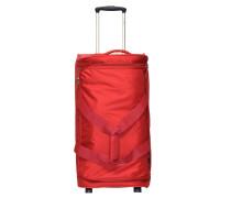 Dynamo 2-Rollen Reisetasche 67 cm red