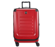 Spectra 2.0 Expandable 4-Rollen Trolley 78 cm red