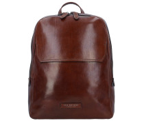 Williamsburg Rucksack Leder 40 cm Laptopfach