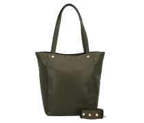 Atelier Fat City Shopper Tasche Leder 24 cm