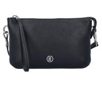 Fantasy Dilara Tasche Leder 24 cm black