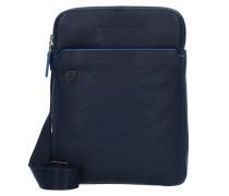 Blue Square Special Umhängetasche Leder 20 cm blu