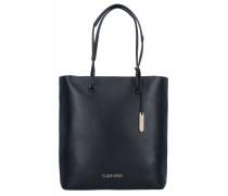 Vertical Shopper Tasche Leder 31 cm