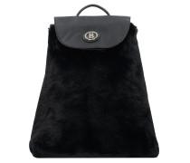 Fun Fur Fay Rucksack 35 cm black