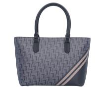 Vaniglia Shopper Tasche 30 cm black