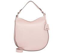 Adria Handtasche Leder 31 cm rosa