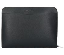 Signature Dokumentenmappe Leder 37 cm black
