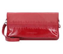 Wave Aloe Clutch Tasche Leder 29 cm