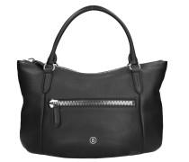 Fantasy Nalani Shopper Tasche Leder 45 cm black