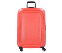 Logoduck 4-Rollen Trolley 80 cm red