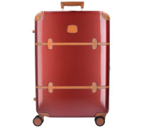 Bellagio 4-Rollen Trolley III 82 cm red