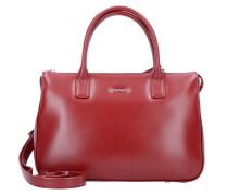 Promotion 5 Handtasche Leder 32 cm