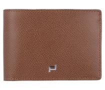 French Classic 3.0 CardHolder H9 Visitenkartenetui Leder 11 cm brown