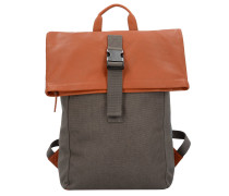 Punch Casual 93 Rucksack 45 cm grey c. flap