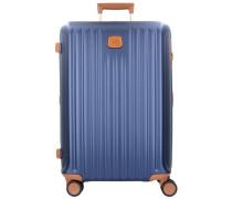 Capri 4-Rollen Trolley 78 cm blue